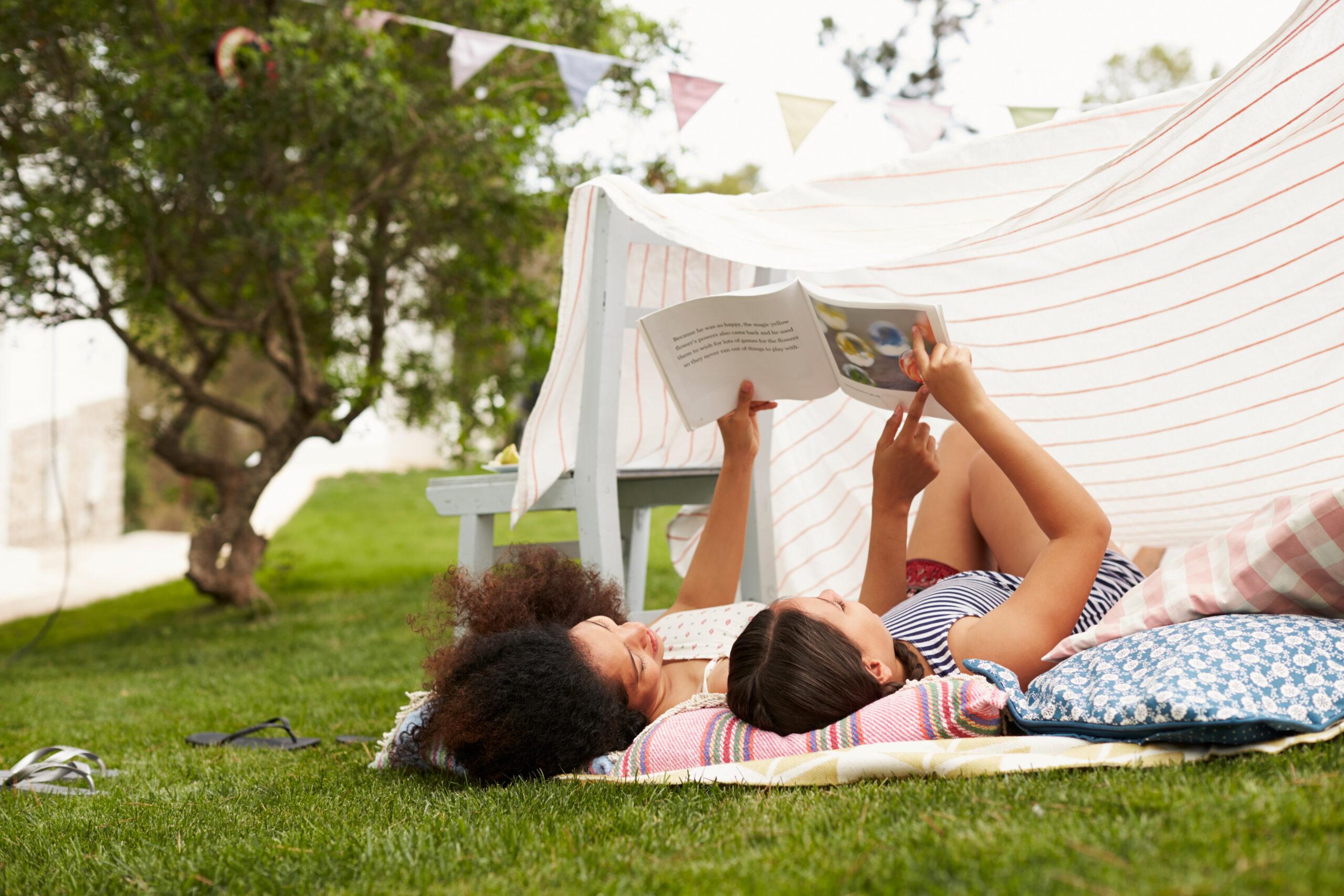 Three Ideas for Fun Family Reading Time
