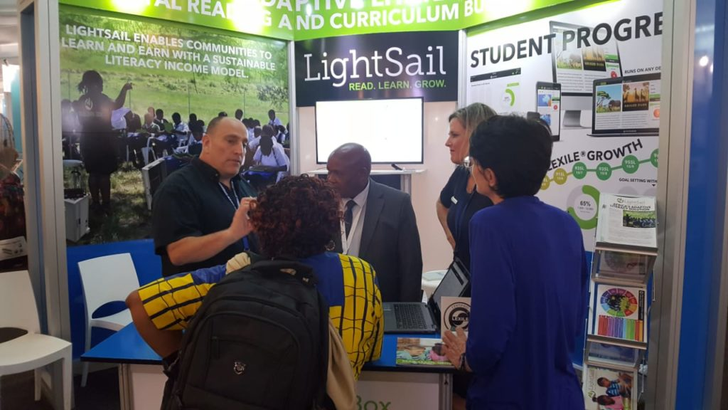 LightSail Innovation Africa Demo