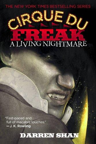 freak a living nightmare book