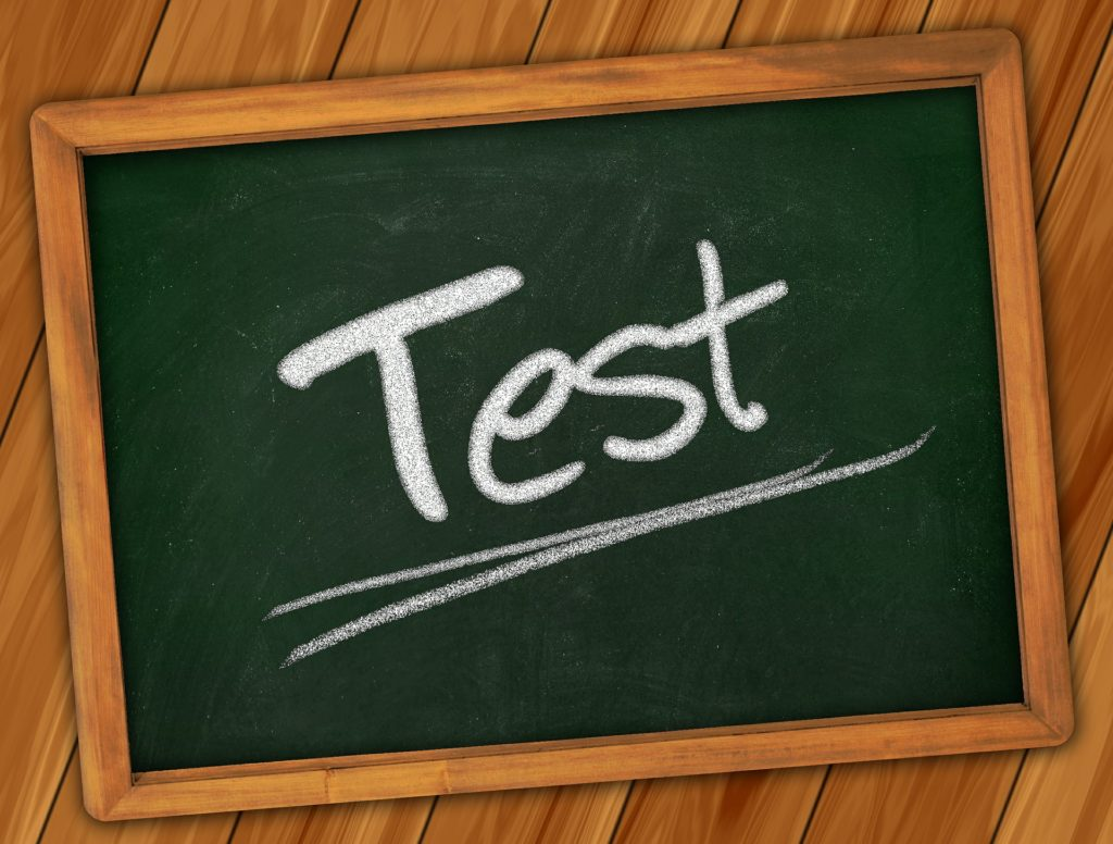 options to use other than tests